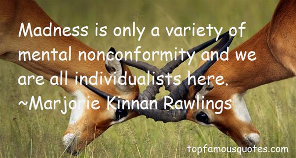 Quotes About Non Conformity