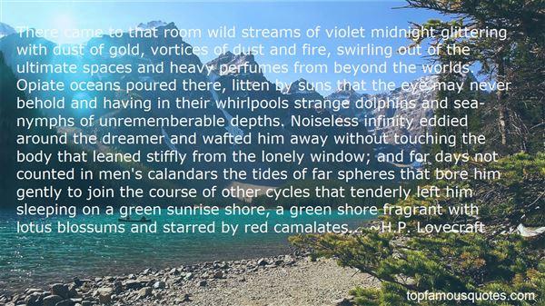 Quotes About Ocean Sunrise