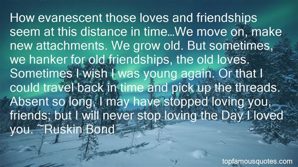 Quotes About Old Friendships
