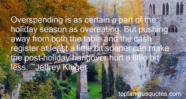 Quotes About Overspending