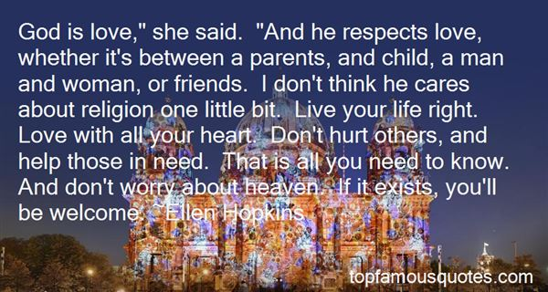 Quotes About Parents In Heaven