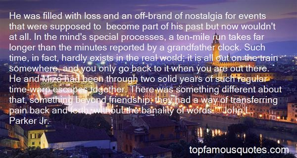 Quotes About Past Friendship