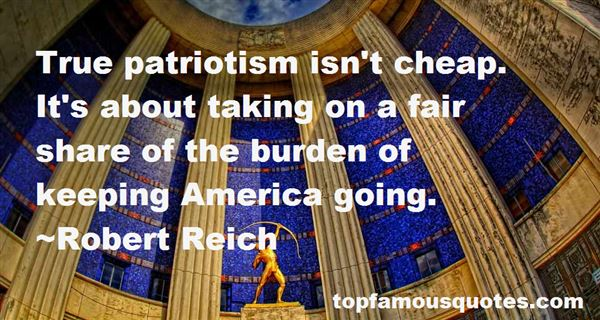 Quotes About Patriotism In America