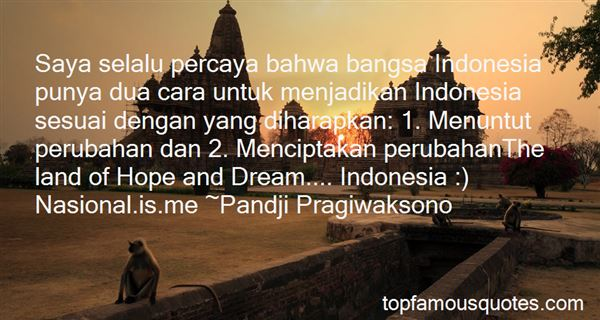 Quotes About Perubahan