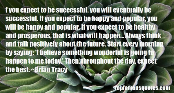 Quotes About Prosperous Future