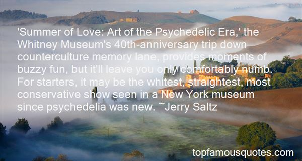 Quotes About Psychedelia