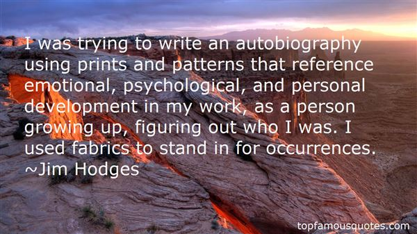 Quotes About Psychological Development