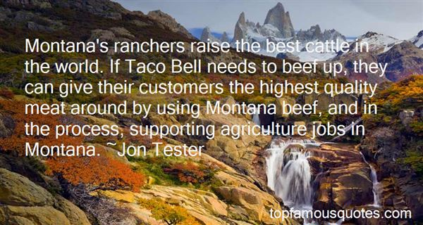 Quotes About Ranchers