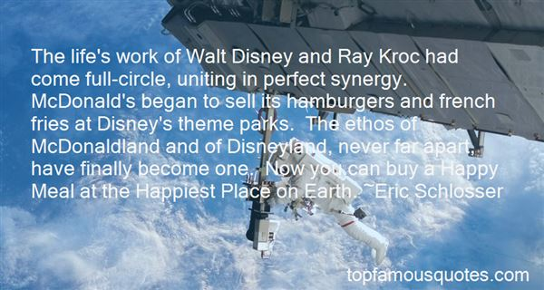 Quotes About Ray Kroc
