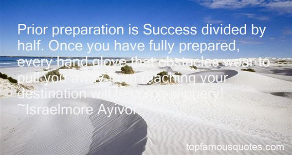 Quotes About Reaching Your Destination