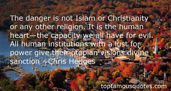 Quotes About Religion In Utopia