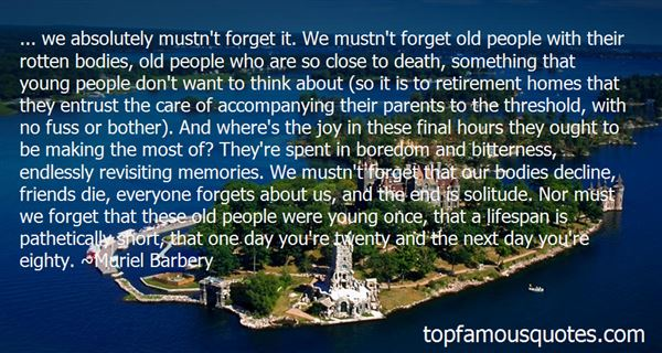 Quotes About Retirement Homes