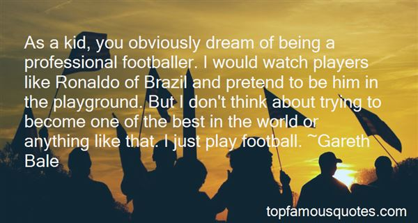 Quotes About Ronaldo