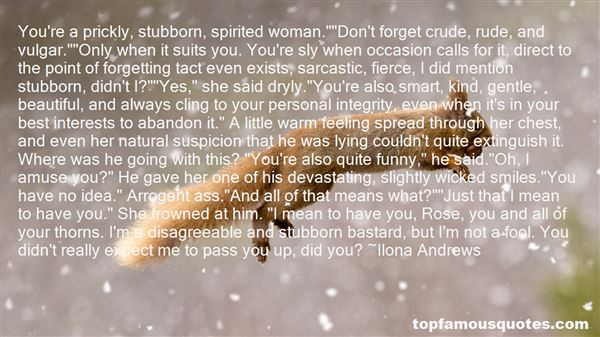 Quotes About Rose Thorn