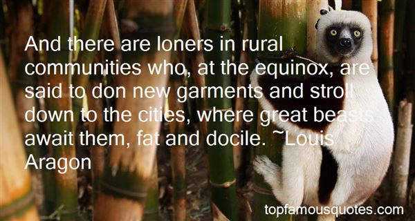 Quotes About Rural Communities