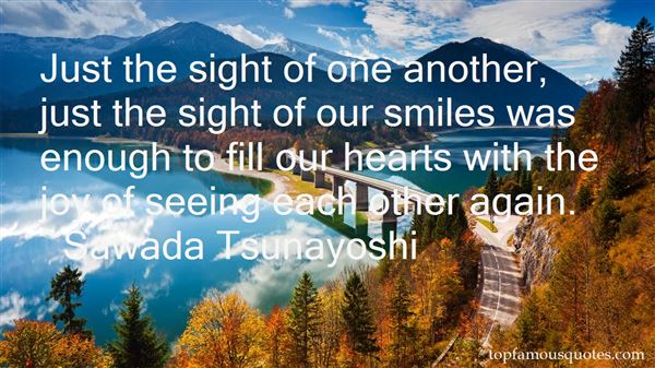 Quotes About Seeing Each Other Again
