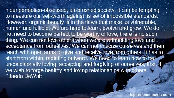 Quotes About Self Worth In Relationships