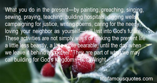 Quotes About Singing For God