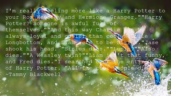 Quotes About Sirius And Harry