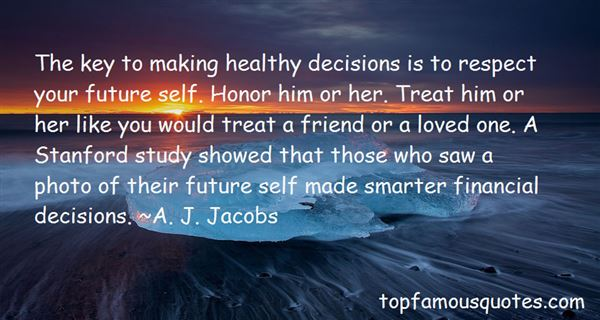 Quotes About Smart Decisions