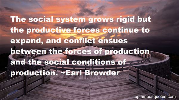 Quotes About Social Conditions