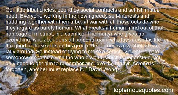 Quotes About Social Contracts