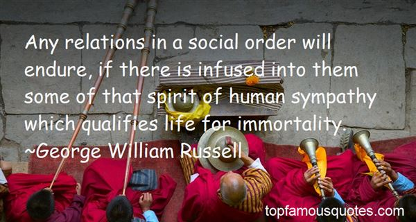 Quotes About Social Order