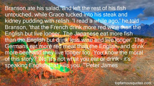 Quotes About Steak And Wine
