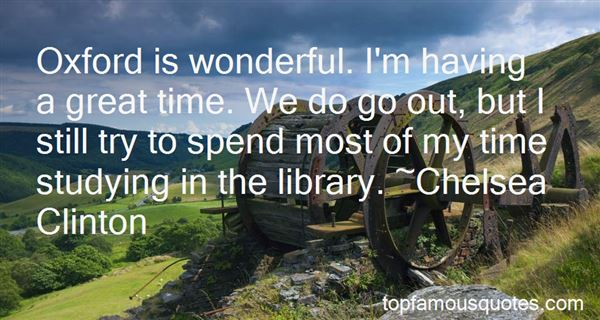 Quotes About Studying In The Library