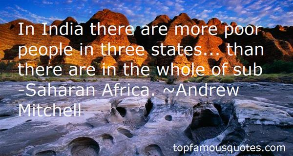 Quotes About Sub Saharan Africa