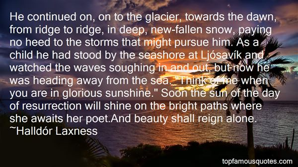 Quotes About Sunshine And Beauty