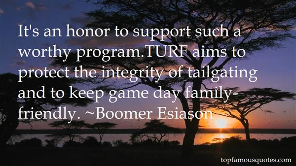 Quotes About Tailgating