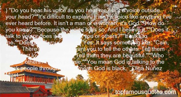 Quotes About Talking To God