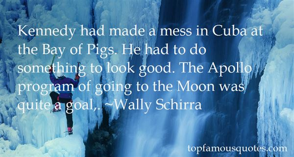 Quotes About The Apollo Program
