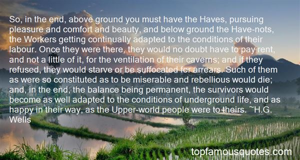 Quotes About The Haves And Have Nots