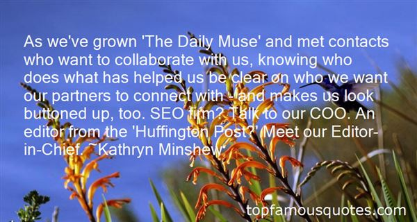Quotes About The Huffington Post