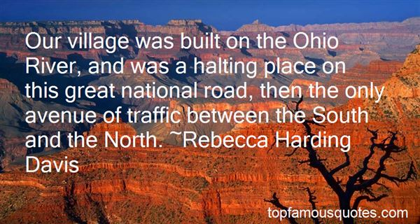 Quotes About The Ohio River