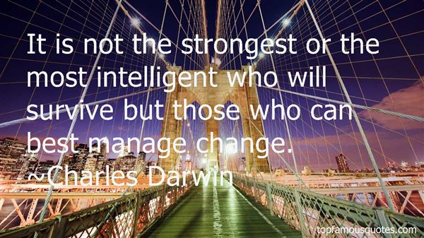Quotes About The Strong Will Survive