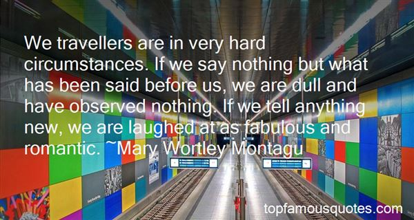 Quotes About Travellers