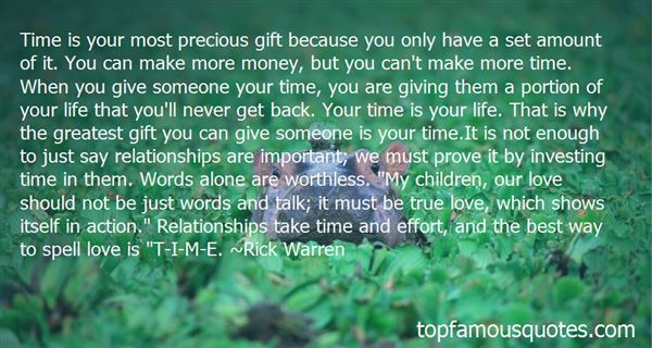 Quotes About True Relationships