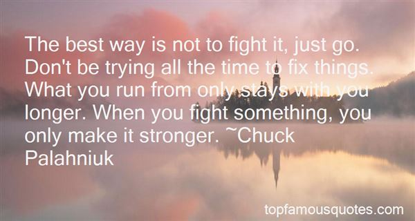 Quotes About Trying To Stay Strong