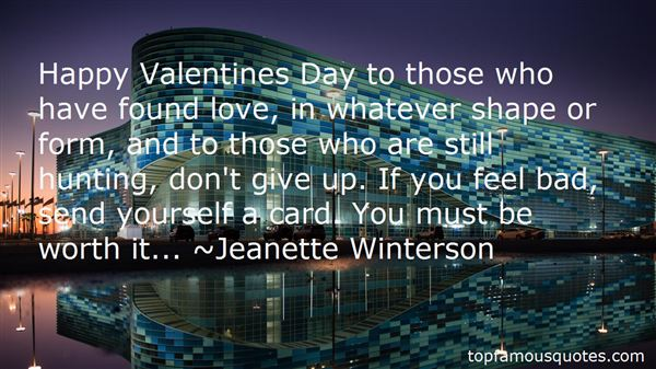 Quotes About Valentines Love