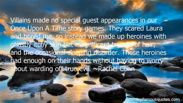 Quotes About Warding Off Evil