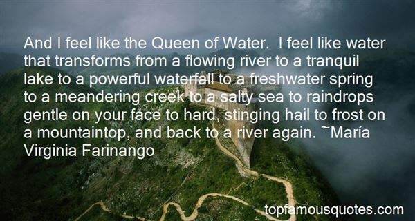 Quotes About Water Drops