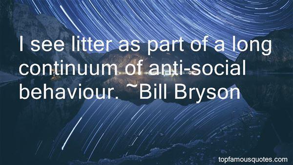 Quotes About Anti Social Behaviour