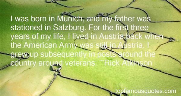 Quotes About Army Veterans