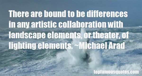 Quotes About Artistic Collaboration