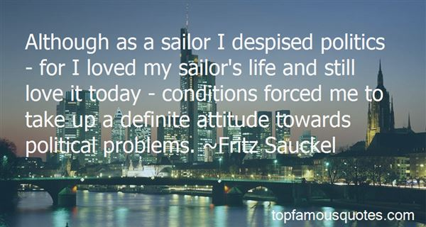 Quotes About Attitude Towards Problems