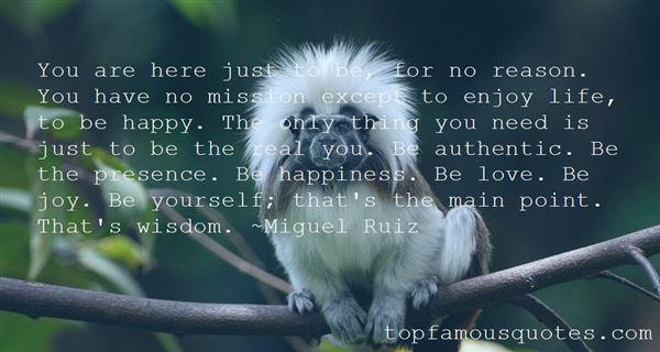 Quotes About Authentic Happiness