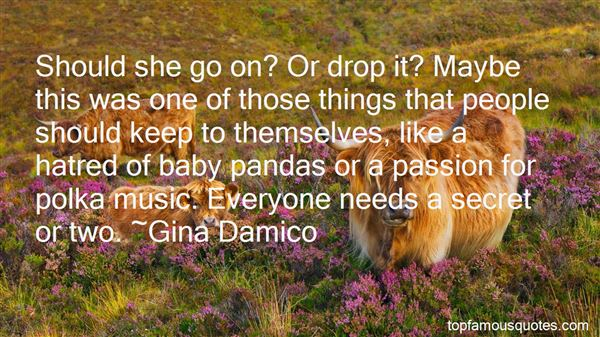 Quotes About Baby Pandas